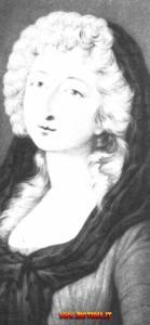 Maria Teresa Carlotta, detta Madame Royale.