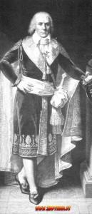Barras: dopo la caduta di Robespierre governerà di fatto la Francia per quattro anni. Il 're del Tempio' muore mentre lui è al potere.