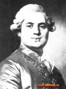 Il futuro Luigi XVIII