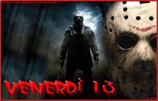 venerdi 13