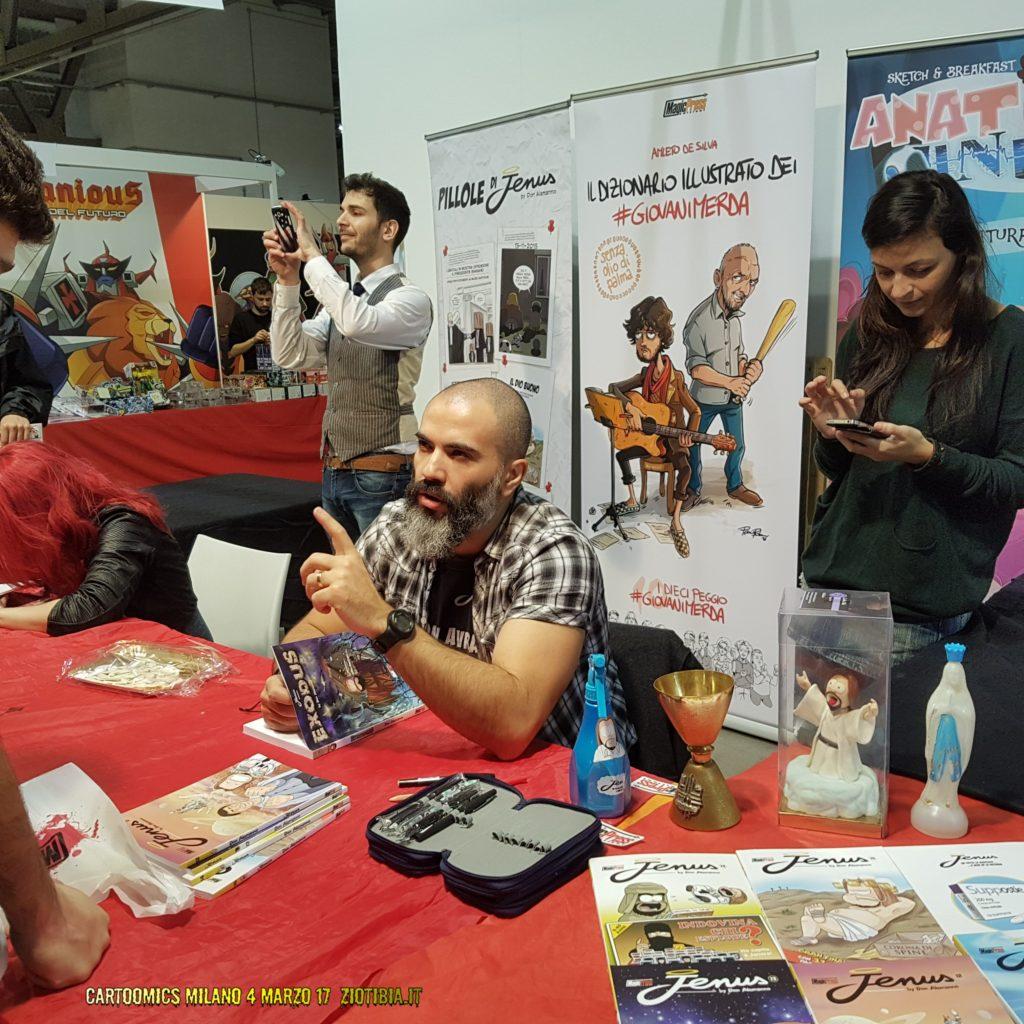 Cartoomics 4 MARZO 17 Milano 10