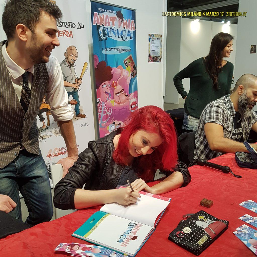 Cartoomics 4 MARZO 17 Milano 12