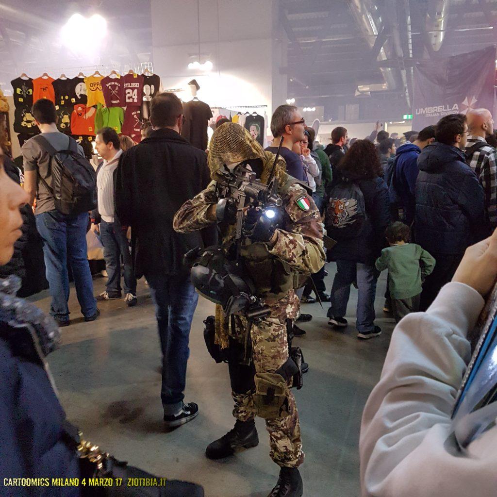 Cartoomics 4 MARZO 17 Milano 32